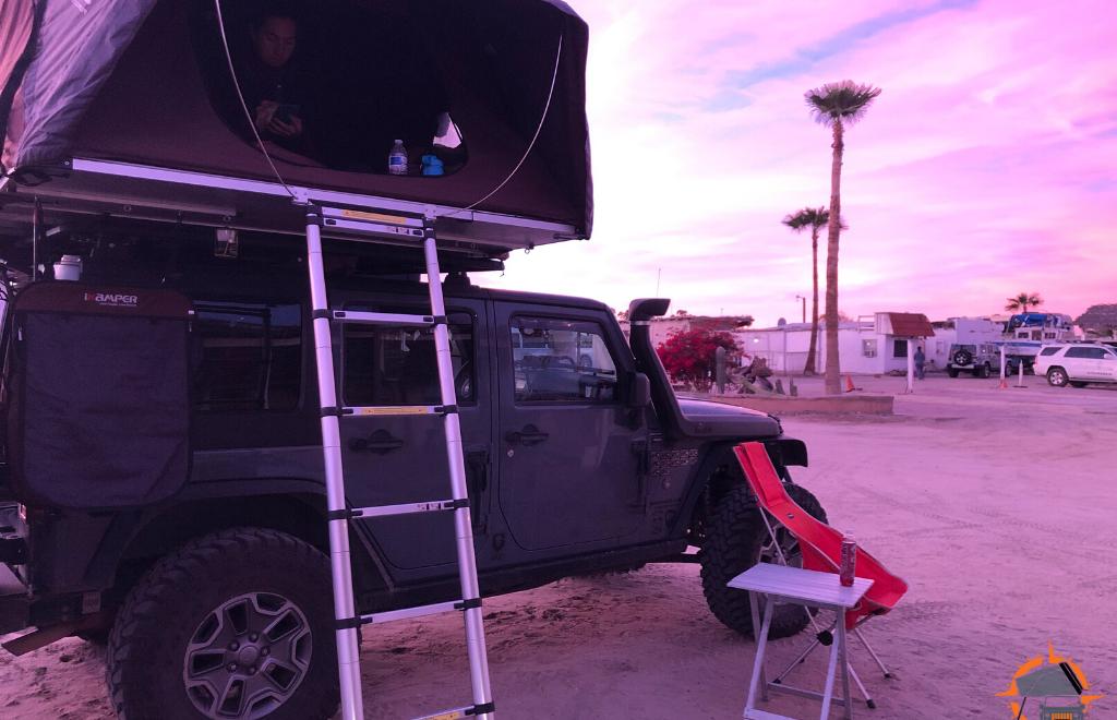 Overlanding San Felipe Baja California