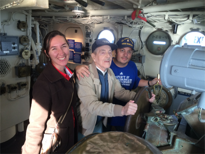 WWII Veteran USS Lexington
