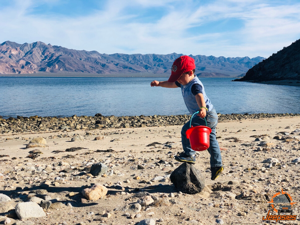Principles for Overlanding With a Toddler