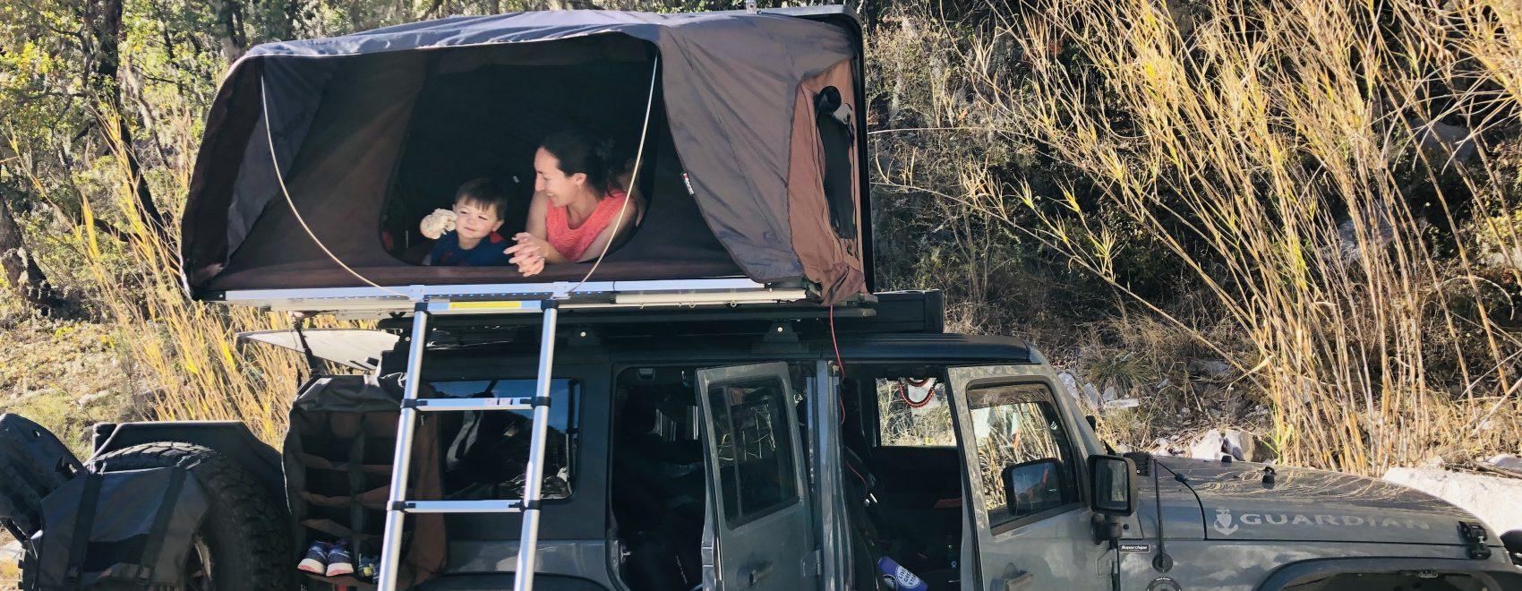 Crossing Border Into Mexico Interior