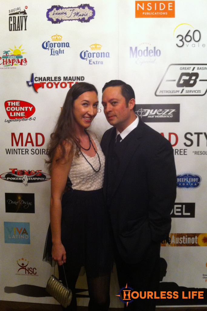 Austinot Founders Eric and Brittany Highland