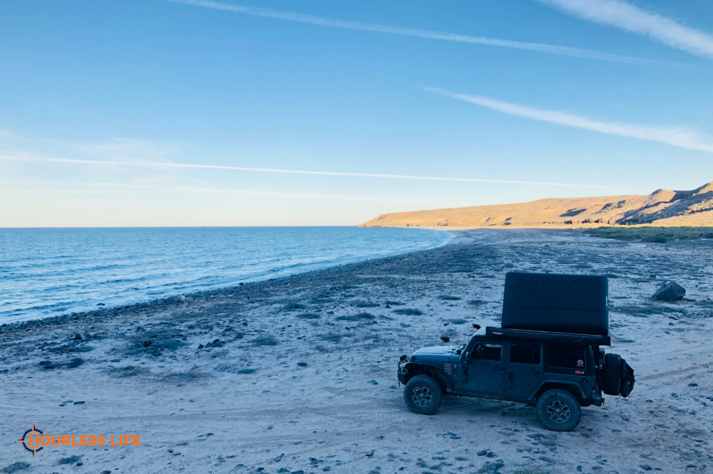 Overlanding Through Baja Peninsula
