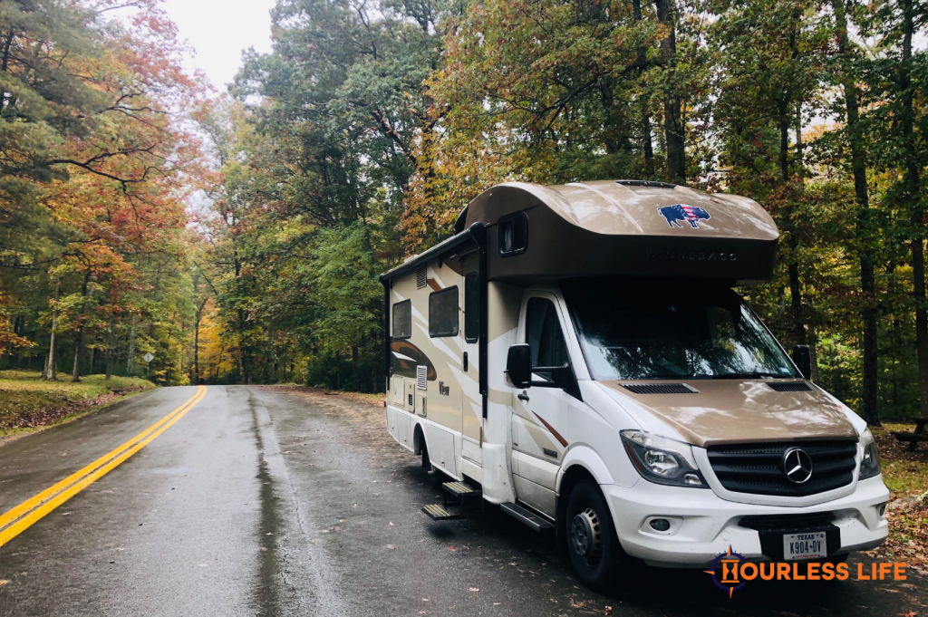 Hourless Life RV to All 48 States