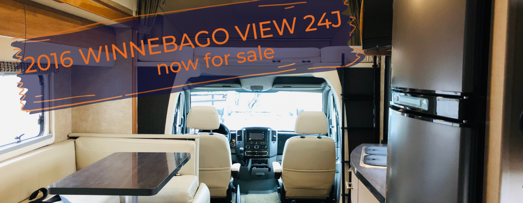 2016 Winnebago View 24J for Sale