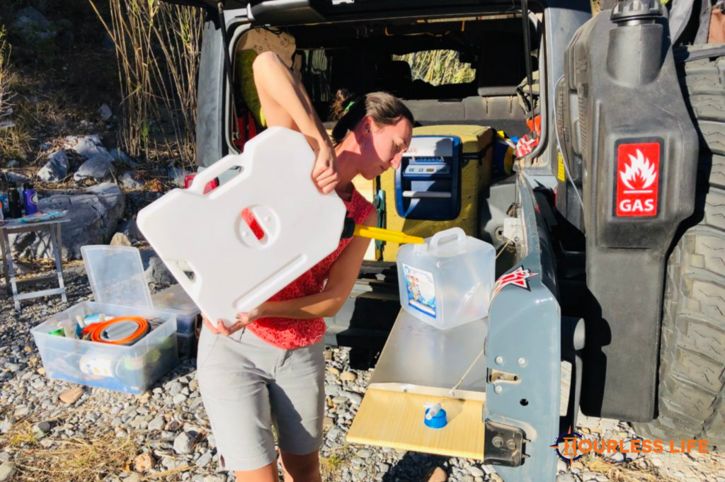 Finding Water While Overlanding