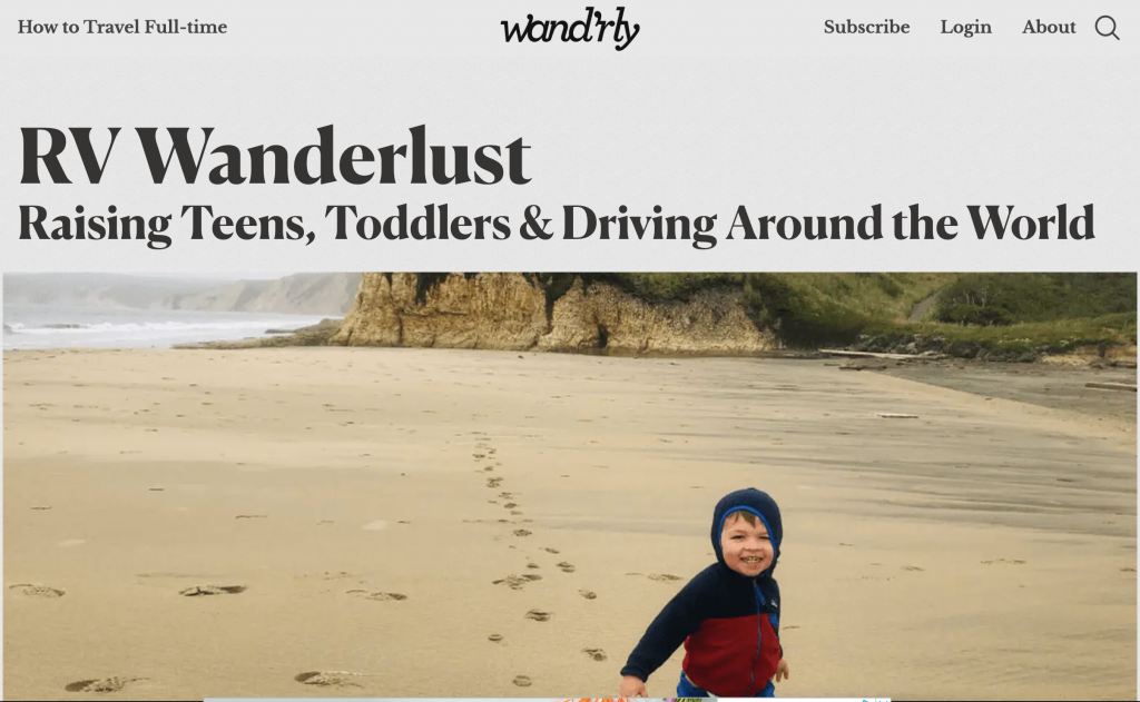 Hourless Life Indepth Interview on Wandrly