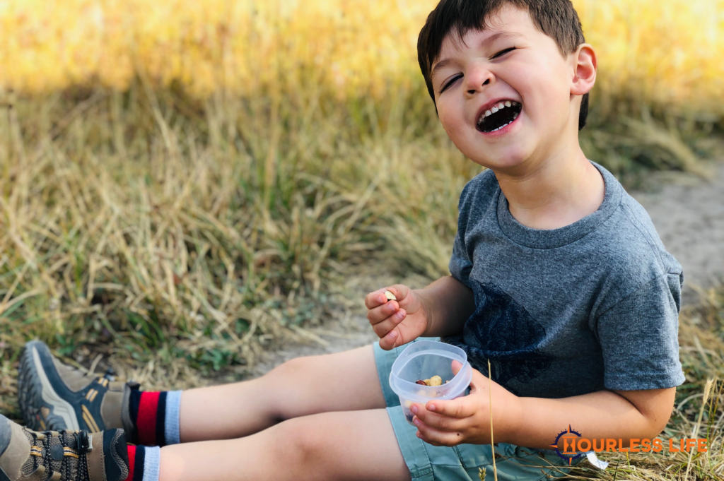 Snacks for Hiking With Kids
