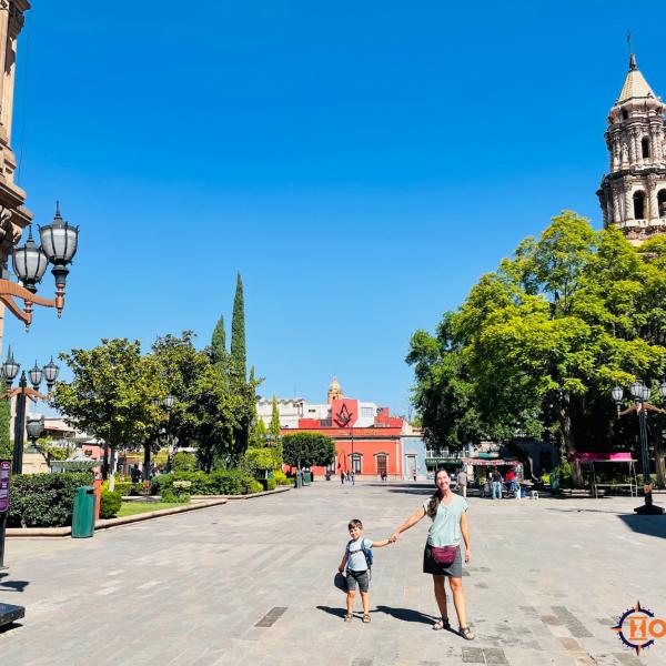 Top Plazas in San Luis Potosí Historic Center